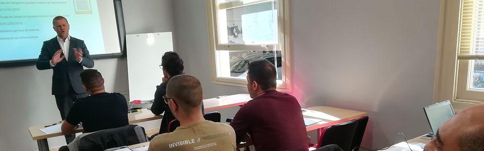 La Escuela Ferroviaria de Transfesa Logistics cierra el plazo de inscripción de su primer curso de maquinista