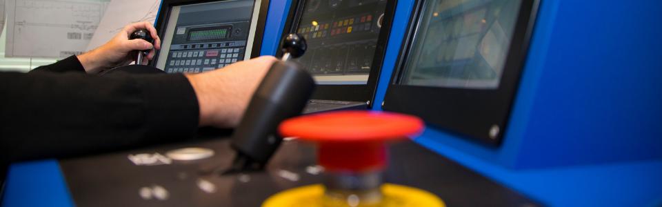 Prácticas extracurriculares de SIMULADOR. Ponemos a disposición el simulador de conducción para maquinistas